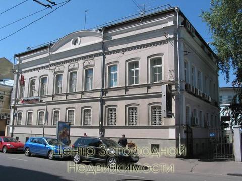 Отдельно стоящее здание, особняк, Новокузнецкая, 1613 кв.м, класс B. . - Фото 1