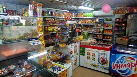 Готовый бизнес. Действующий магазин в селе Мазурово. - Фото 1