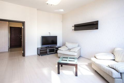 Светлая и просторная квартира в современном доме на набережной - Фото 4