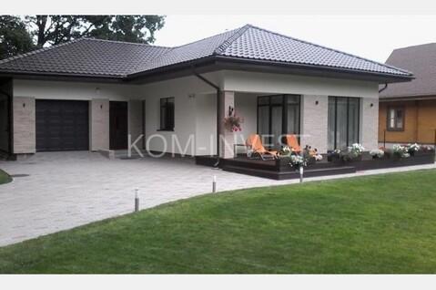 Новый дом с ремонтом и мебелью в центре Кекавы - Фото 1