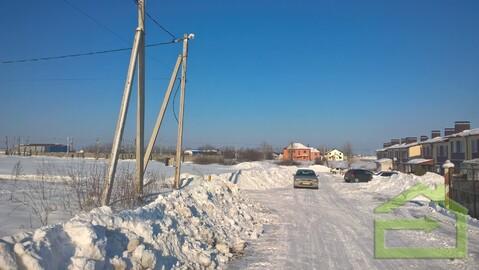 Участок ИЖС в мкрне Европа, 5 км от ТЦ Сити Молл - Фото 1