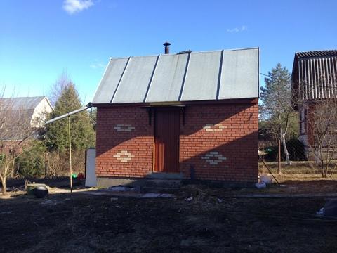 Дачный дом на 6 сотках в СНТ вблизи п. Тучково, Рузский район - Фото 4