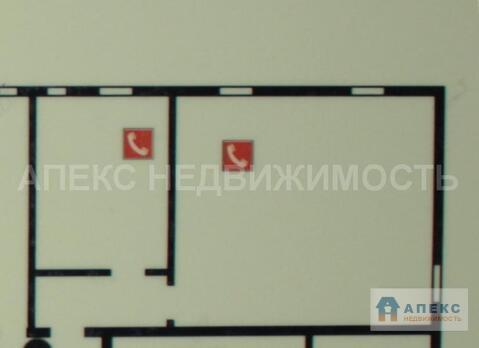 Аренда офиса 62 м2 м. Нагатинская в административном здании в Нагорный - Фото 2