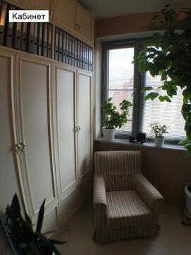 Продаётся видовая пятикомнатная квартира в доме бизнес-класса. - Фото 5
