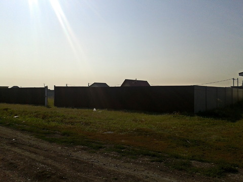 Уч-ток с фундаментом 9.3сот. ИЖС пос. Солнечный берег южнее д.Чурилово - Фото 3