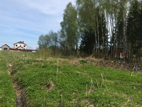 Земельный участок под строительство загородного дома. - Фото 3