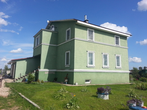 Продам дом в д.Дракино возле реки Оки и Протвы - Фото 1