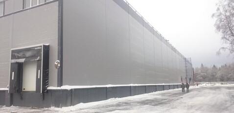 Новый производственно-складской комплекс, общей площадью 7154 кв.