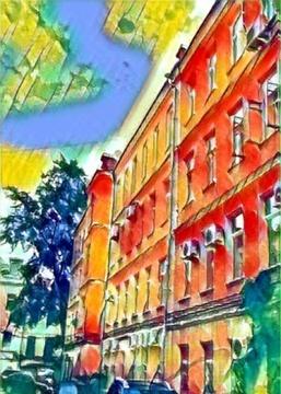 Продается трехкомнатная квартира (Москва, м.Цветной бульвар) - Фото 3