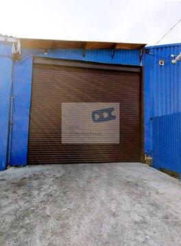 Отапливаемое производственно-складское помещение 75 кв.м. в Аксае - Фото 1