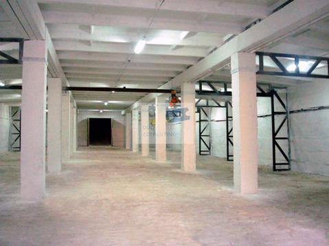 Неотапливаемый склад 1154,3 кв.м. в Аксайском районе - Фото 2