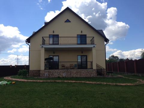 Продажа Дома 248 кв.м, 7 км. от МКАД, в Новой Москве, д. Макарово - Фото 1