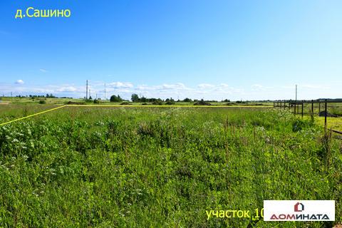 Продам участок в Сашино - Фото 1
