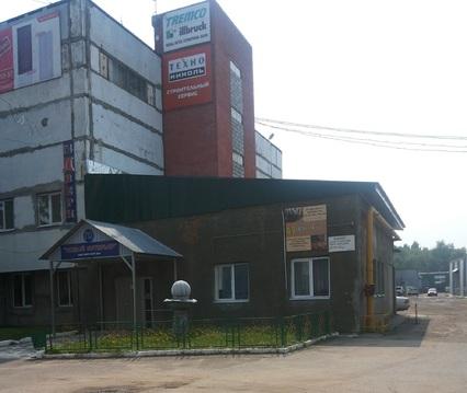 Сдаётся в аренду офисное помещ. 161 кв. м. г. Климовск ул Заречная д.2 - Фото 1