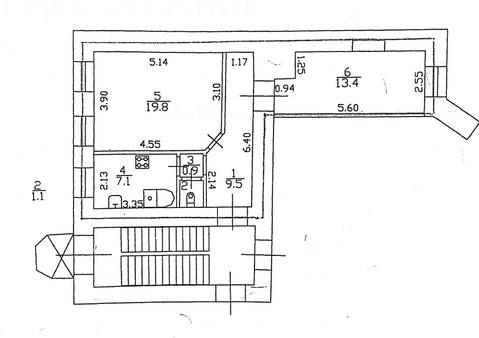 Объявление №44172027: Продаю 2 комн. квартиру. Санкт-Петербург, ул. Восстания, 42,