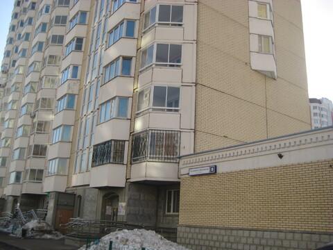 2комн.65м Некрасовка Парк, ул.Ухтомского Ополчения д.8 - Фото 2