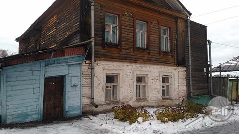 Продается часть дома с земельным участком, ул. Водопьянова - Фото 1