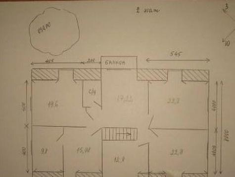Сдается двух этажный дом на берегу собственного пруда - Фото 3
