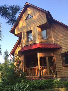 Дом рядом с Апрелевкой в аренду, коттеджный поселок Аметист - Фото 1
