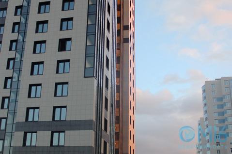 Продажа 1-комнатной квартиры в Калининском районе, 42.53 м2 - Фото 1
