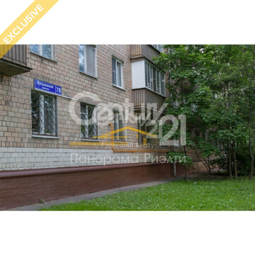 3-х комнатная квартира на Кутузовском проспекте, д. 78 - Фото 1