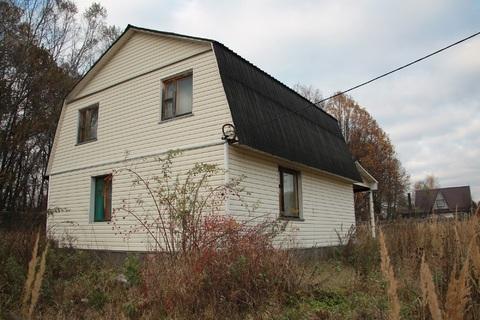 Дом 90 кв.м. мкр. Барыбино, д. Тишково - Фото 1