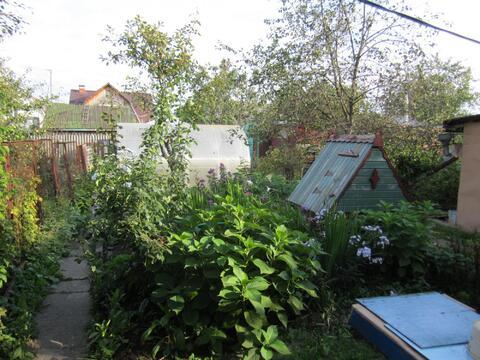 Продам участок с частью дома в г.Домодедово мкр.Востряково - Фото 2