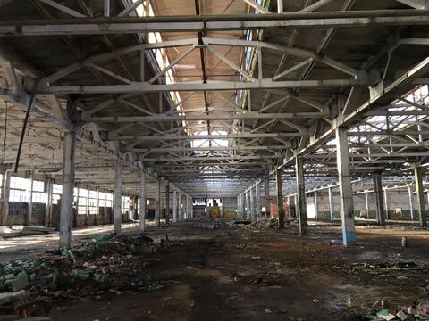 Продам производственный корпус 21 000 кв.м. - Фото 1