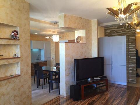 Продаю 3 кв. ул. Кожевенная, отличный ремонт, с мебелью и техникой - Фото 4