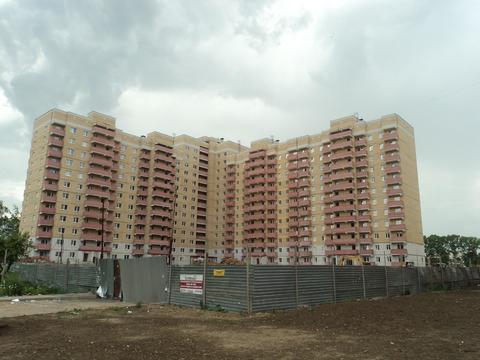 Продам 1-комнатную квартиру в новостройке с переменной этажностью . - Фото 3