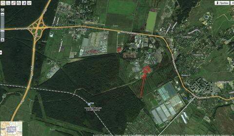 Земли промышленности 2,8 га в промзоне Янино - 2 - Фото 1