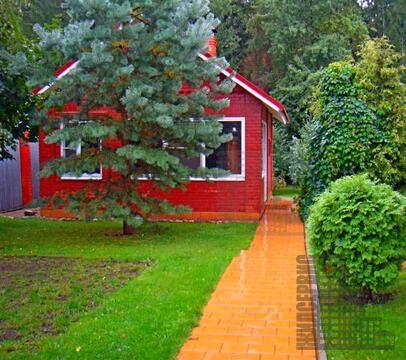 Кирпичный дом с баней русской в охраняемом поселке, Мышецкое - Фото 2