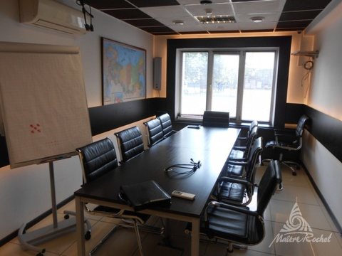 Продажа офис г. Москва, м. Нагатинская, проезд. Нагорный, 12б - Фото 3