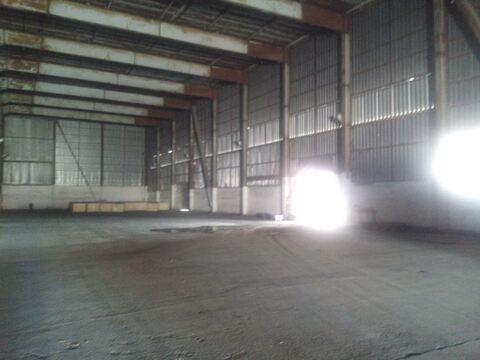 Холодный склад с крытыми рампами площадью 5266 кв.м. в Новороссийске. - Фото 2