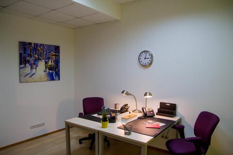 Офис в Москве с мебелью. Предложение для организации малого бизнеса. - Фото 1