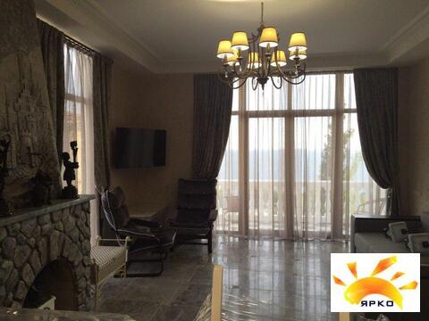 Красивая квартира в Алупке с камином 67м2 - Фото 3