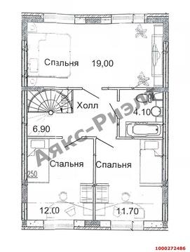 Продажа таунхауса, Краснодар, Ул. Российская - Фото 2