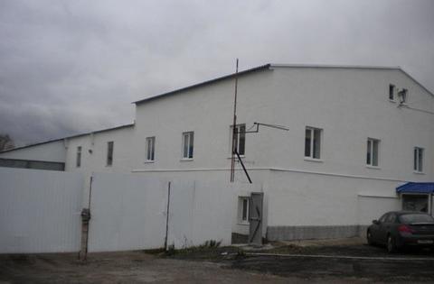 Склад 1800м2 Горькоское, Носовихинское ш. - Фото 1