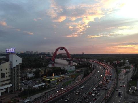 Студия с видом на Москва-реку - Фото 2