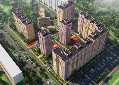 Квартира в ЖК Янтарный город! спешите купить до повышения цен! - Фото 5