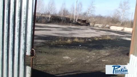 Продается производственная площадка (база) в г. Новомосковск - Фото 3