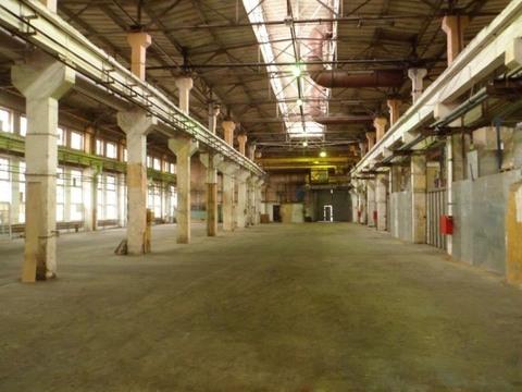 Отпаливаемый склад - 1553,1 м2, Шоссе Энтузиастов - Фото 2