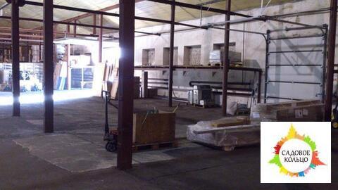Теплое помещение под складское хранение общей площадью 1700 кв - Фото 5