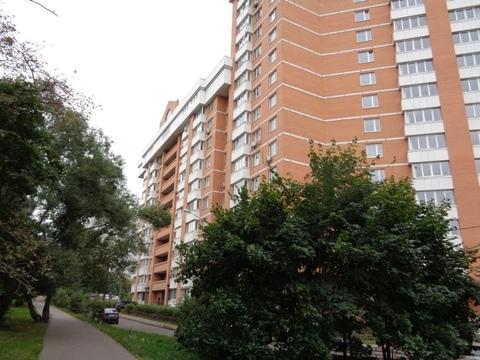 Зеленоград Большая квартира в Кирпичном доме - Фото 2