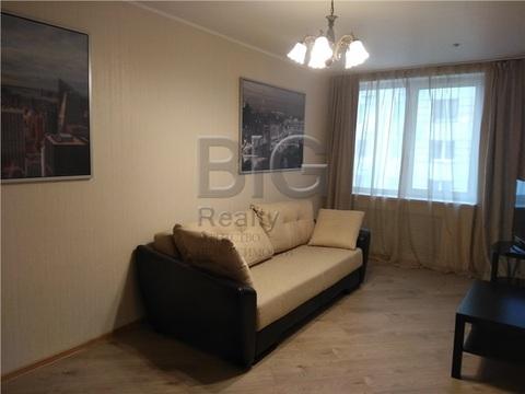 Сдаю 2 комнатную квартиру по адресу Москва, Хорошевское шоссе, 12 к1 - Фото 1