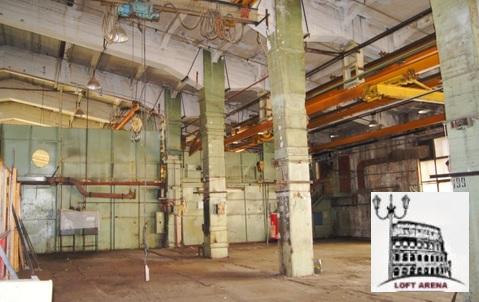 Аренда помещения в производственном здании (псн), площадью 790 кв.м. - Фото 5