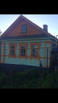 Продаю дом в Мариинско-Посаде, ул.Щорса - Фото 1