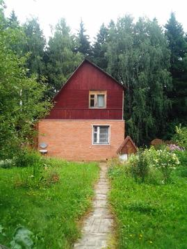 Дача 60 кв.м. в лесу. н.Москва д.Сатино-Татарское - Фото 2