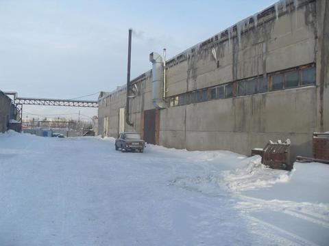 Теплый склад 225 кв. ул. Тухачевского - Фото 1