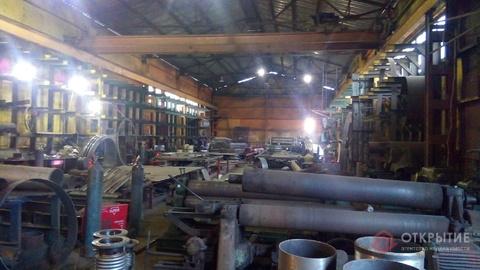 Холодный склад на Алексинском шоссе (550кв.м, кран-балка) - Фото 1
